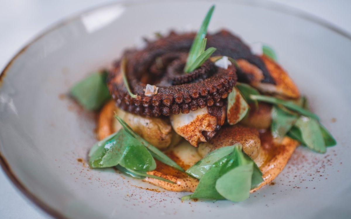 Spanish octopus ONA Canggu Cocobeli
