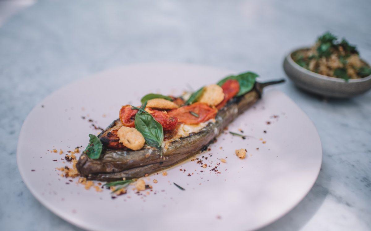 Slow Roasted Eggplant Yema's Kitchen Cocobeli