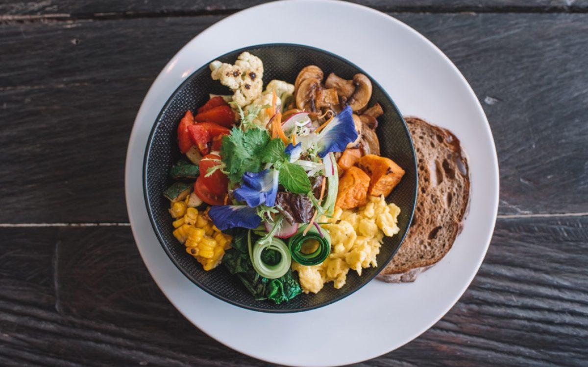 Breakfast Bowl Rise & Shine cafe Cocobeli