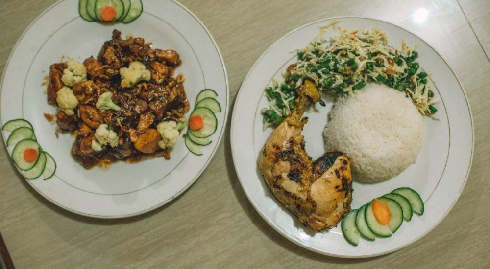 Warung Kobar Grilled Chicken Cocobeli