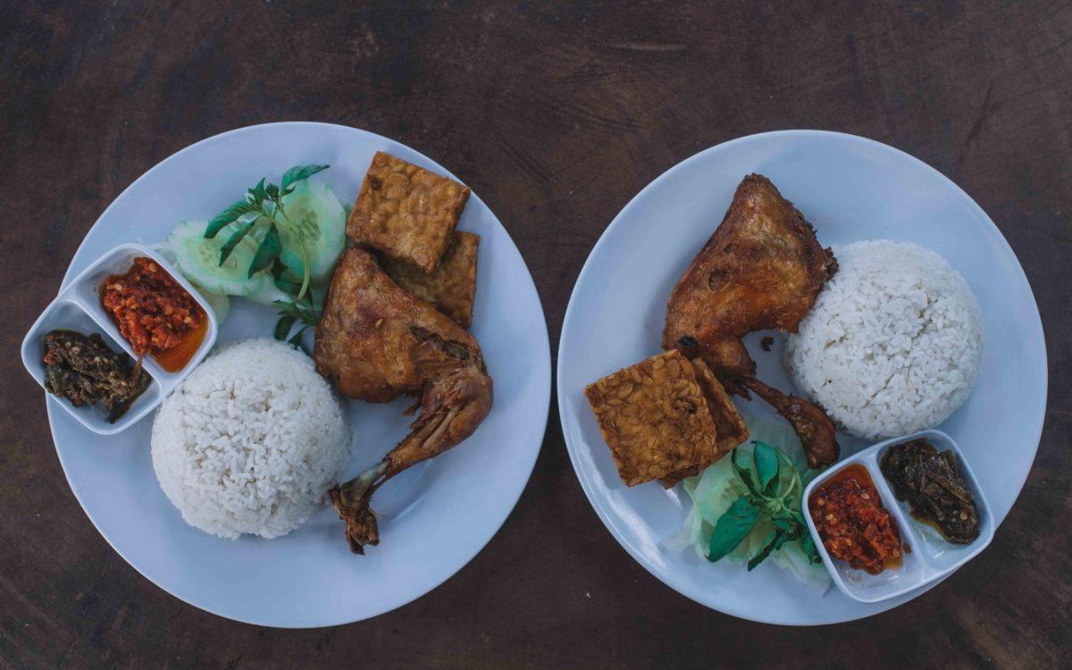 Nasi Uduk Jakarta daharan Paon & Bakery Cocobeli