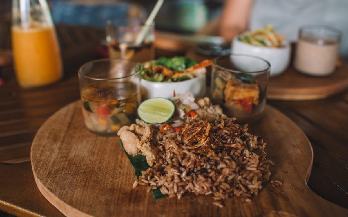 Probiotic brown rice Mana ubud Cocobeli