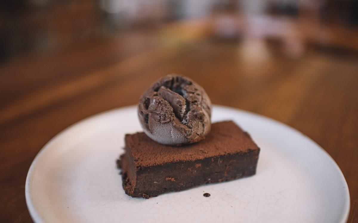 vegan brownie bella by sage cocobeli
