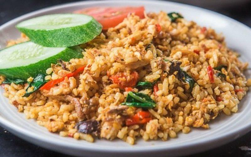Nasi Goreng Kampung Haven Suites Berawa Cocobeli