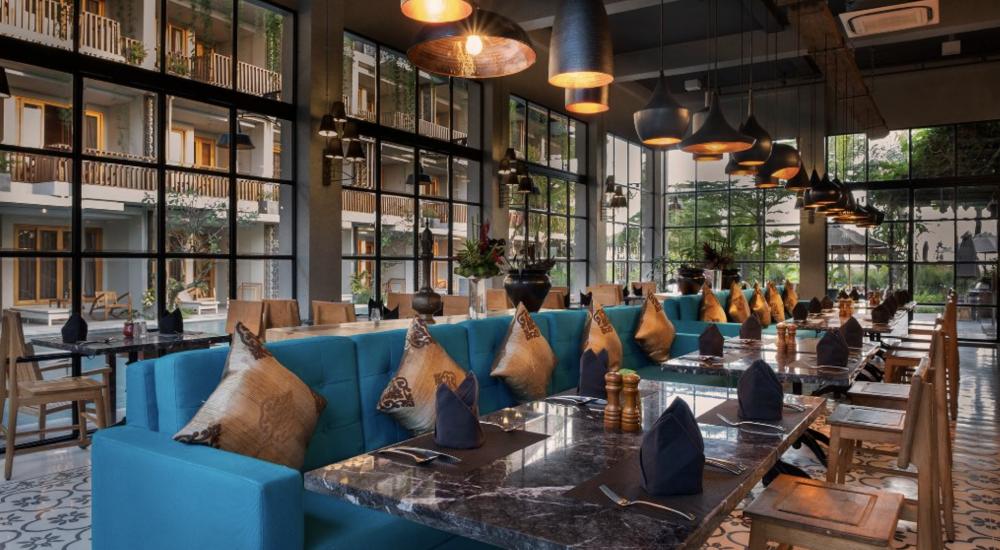 Ketumbar Bistro and Bar Haven Suites Berawa Cocobeli
