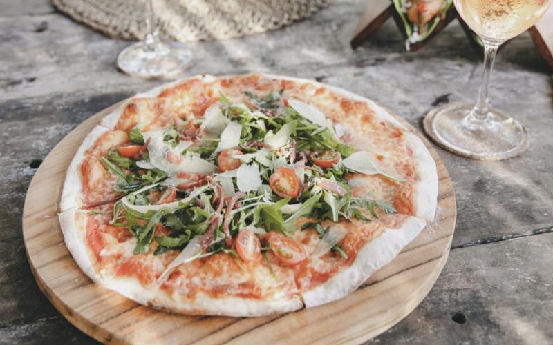 Pizza La Brisa Cocobeli
