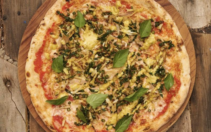 Pizza La Plancha Cocobeli