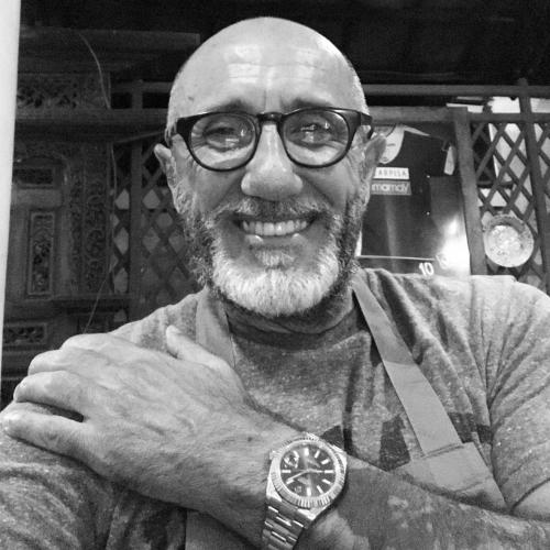 chef Maurizio Cammarota cocobeli