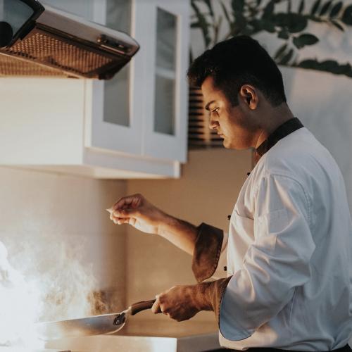 chef chilkit pareek cocobeli