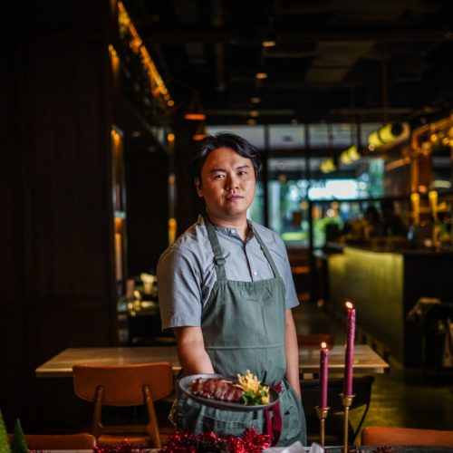 Chef Yulius flynn jakarta Cocobeli