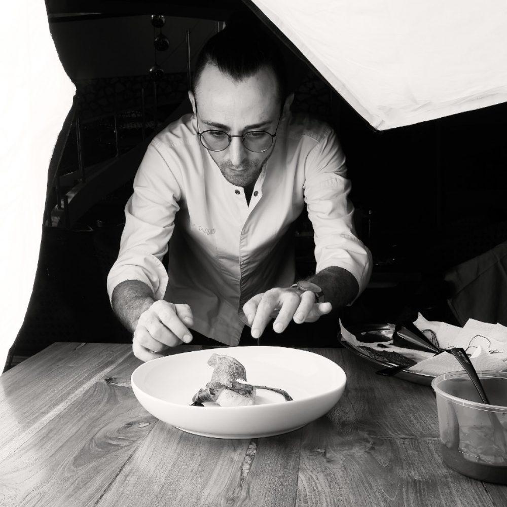 Chef Daniele Taddeo cocobeli