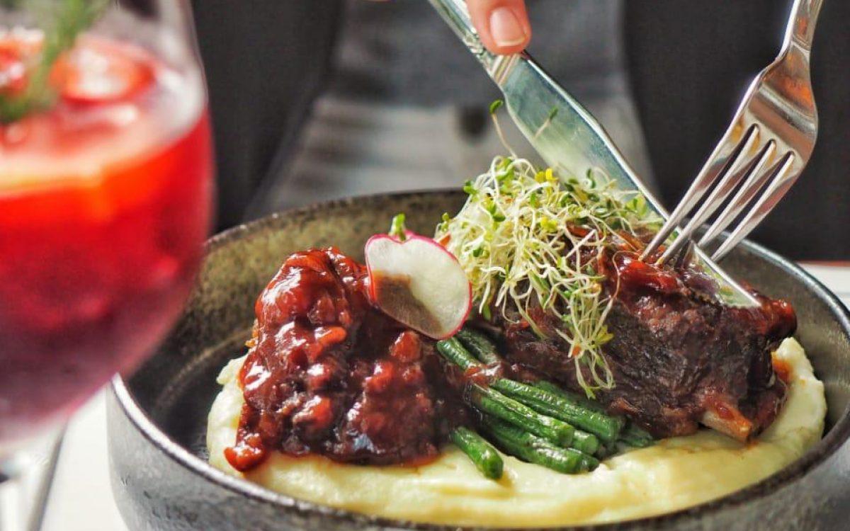 beef ribs Williams dining jakarta cocobeli