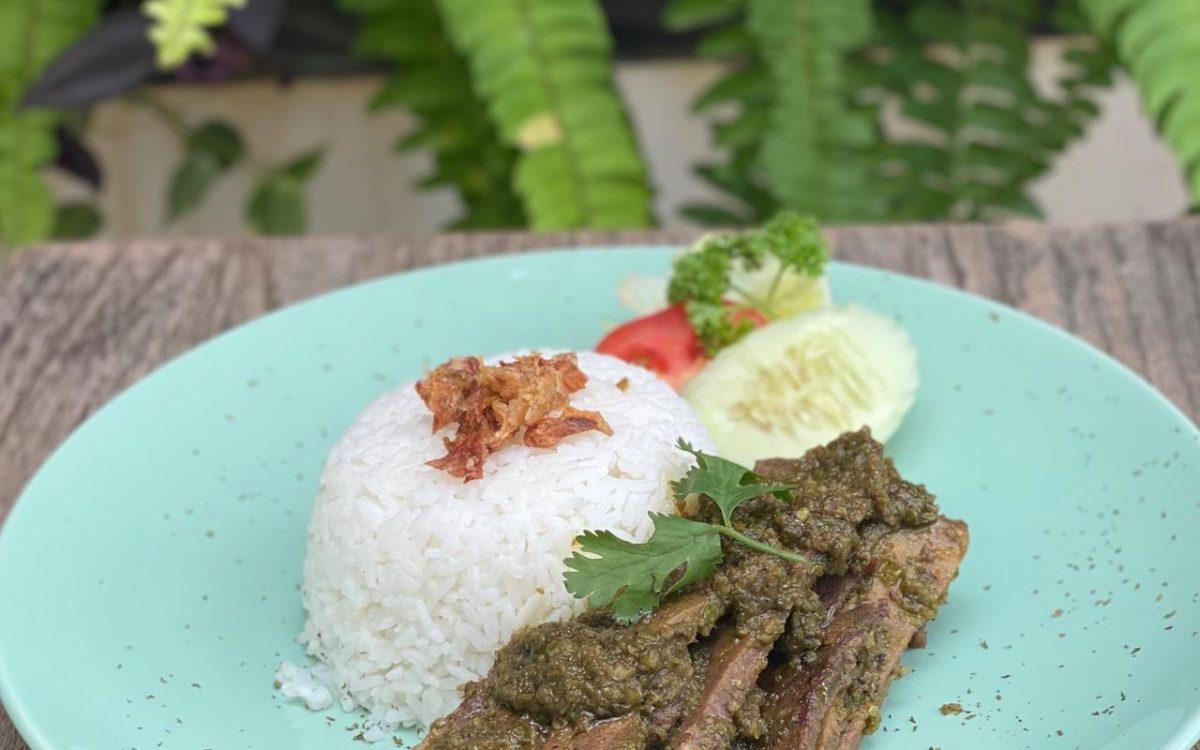 Nasi Lidah Sapi Andalima rumanami residence cocobeli