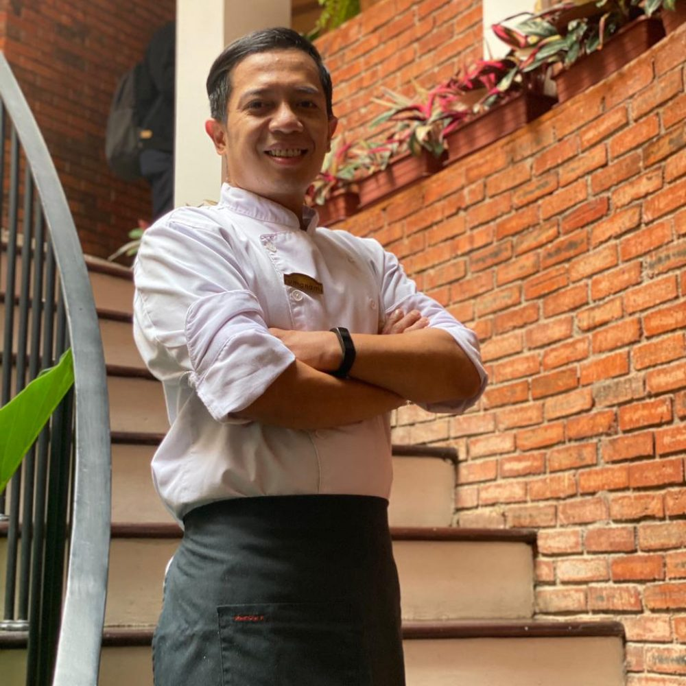 chef azhan zardik jakarta cocobeli