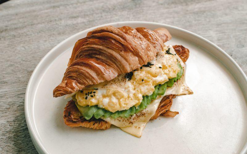 avo cheese croissant xl avocado factory bali indonesia cocobeli