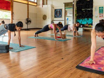 serenity canggu yoga