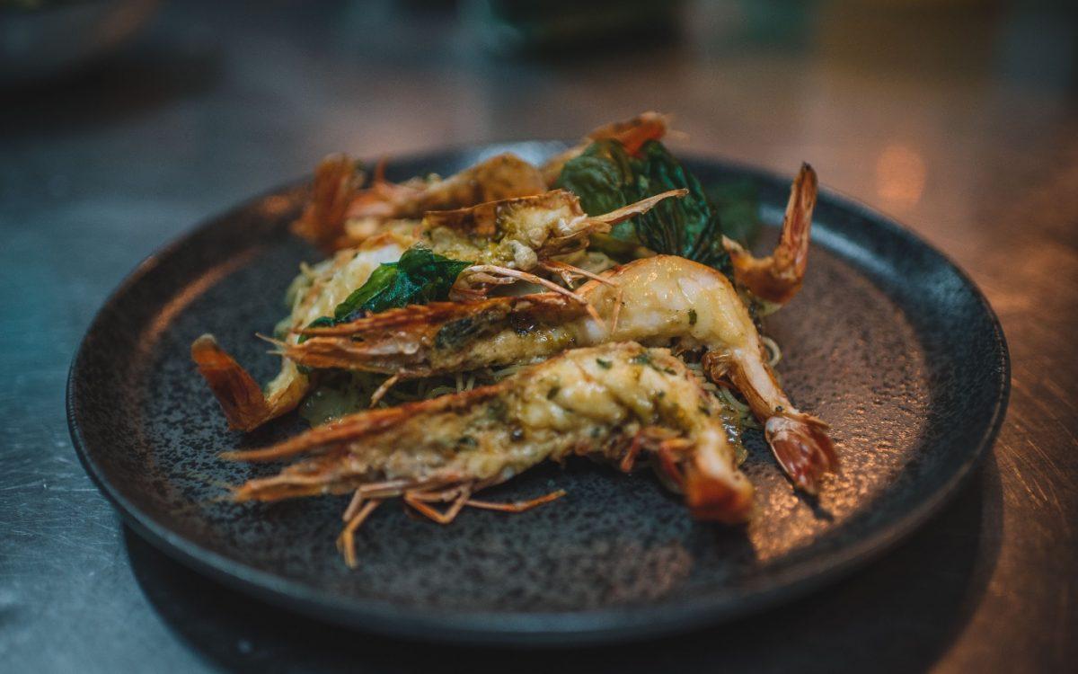 Gnocchi prawn Flynn Jakarta cocobeli